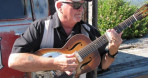 Tim Williams, Blues singer_songwriter