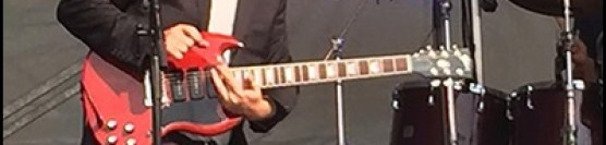 Mike Watson, blues guitar