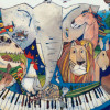 The Carnival of the Animals –  two piano concert