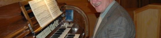 Jim Picken, Pipe Organ
