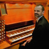 Neil Cockburn, pipe organ