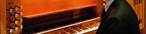 Neil Cockburn, pipe organ