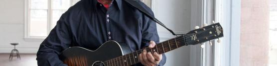 Harrison Kennedy – Blues Singer Songwriter