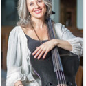 Morag Northey, cello