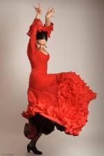 Fiona Malena - Flamenco Dancer