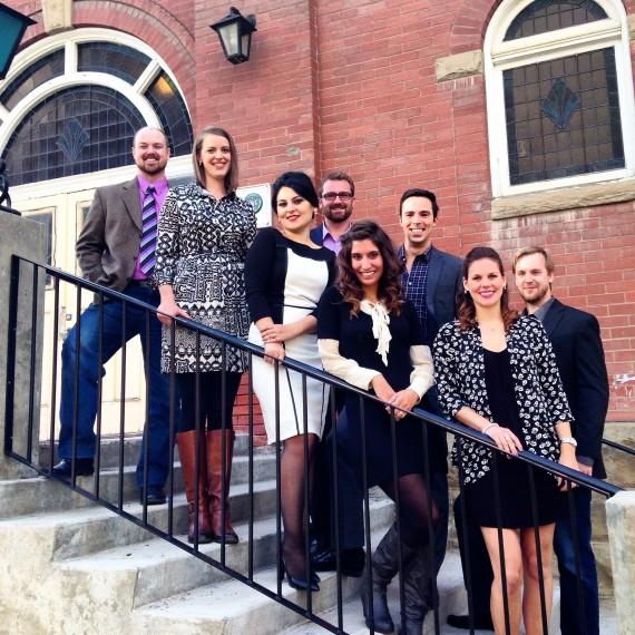 Calgary Opera Emerging Artist Ensemble 2014/2015