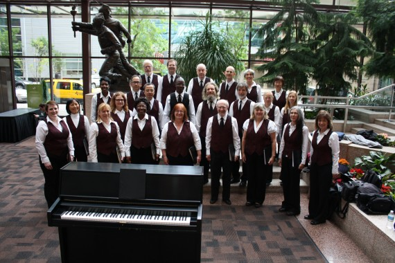 Suncor Choir photo