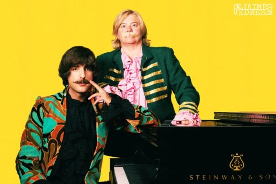 Bente and Jesse Sgt. Pepper's Promo Photo4