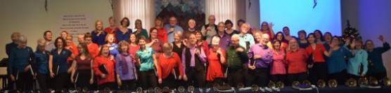 Vocal Latitudes – a world music choir