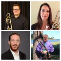 Rocky Mountain Symphony Brass Quartet with Organ