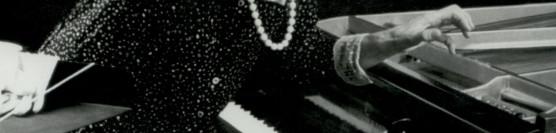 Diana McIntosh, pianist/performance artist!