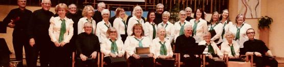 Irish Cultural Society of Calgary Choir